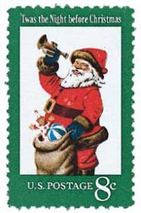 US #1472 1972 Santa Claus