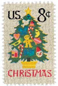 US #1508 1973 Christmas Tree