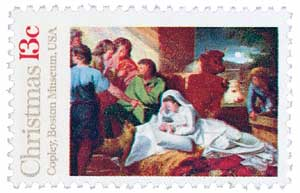 US #1701 Christmas Nativity