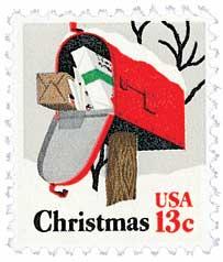 US #1730 1977 Rural Mailbox
