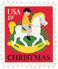 US #1769 1978 Hobby Horse