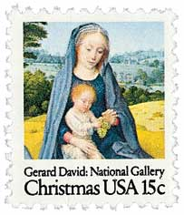 US #1799 Virgin and Child