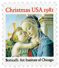 US #1939 Madonna and Child