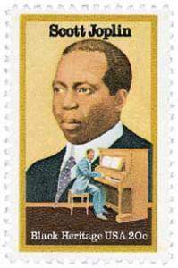 US #2044 Scott Joplin