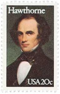 US #2047 Nathaniel Hawthorne