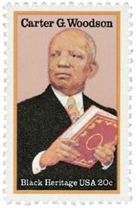 US #2073 Carter G. Woodson