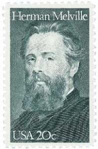 US #2094 Herman Melville