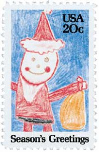 US #2108 1984 Santa Claus