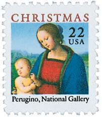 US #2244 Madonna and Child