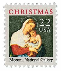 US #2367 Madonna and Child