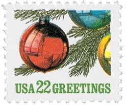US #2368 1987 Christmas Ornaments