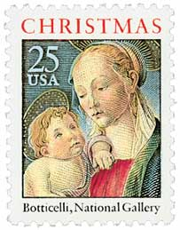 US #2399 Madonna and Child