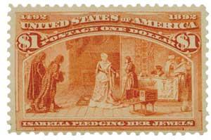 US #241 Isabella Pledging Jewels