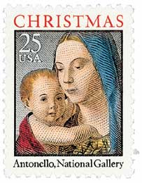 US #2514 Madonna and Child