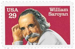 US #2538 William Saroyan