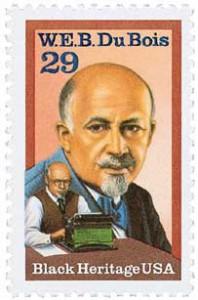 US #2617 W.E.B. du Bois