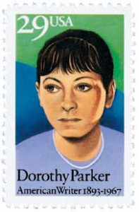 US #2698 Dorothy Parker