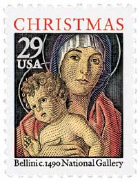 US #2710 Madonna and Child
