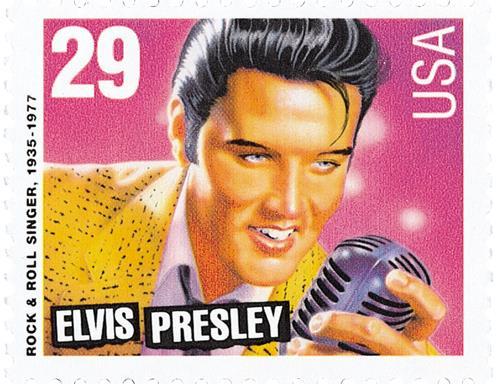 US #2724 Elvis Presley