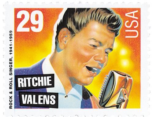 US #2727 Ritchie Valens