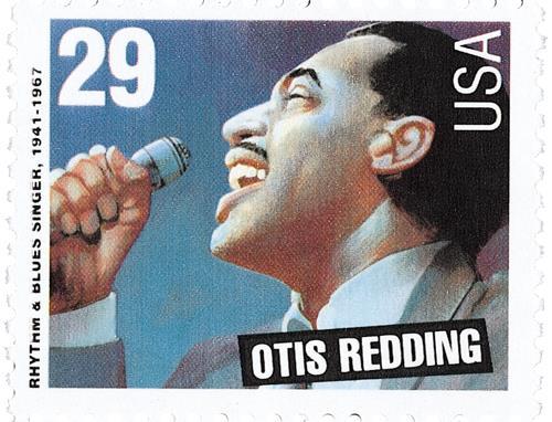 US #2728 Otis Redding