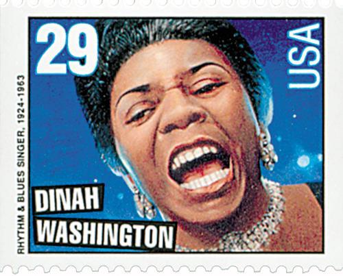 US #2737 Dinah Washington