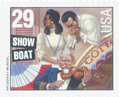 US #2767 Showboat
