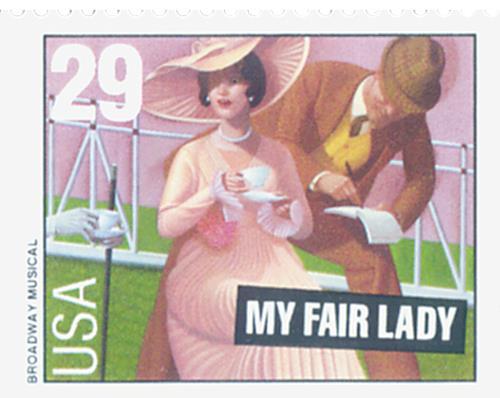 US #2770 My Fair Lady