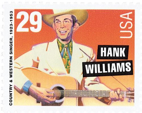 US #2771 Hank Williams