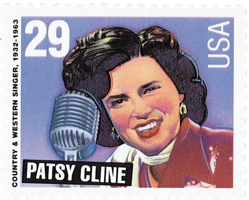 US #2772 Patsy Cline