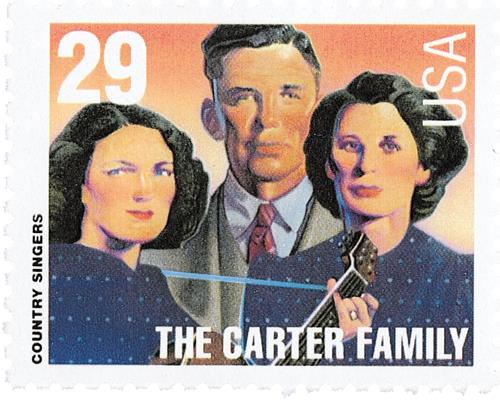 US #2773 The Carter Family