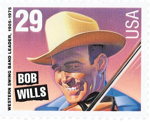 US #2774 Bob Wills
