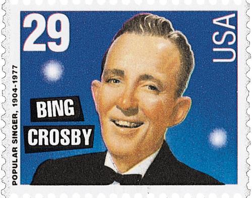 US #2850 Bing Crosby