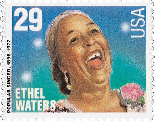 US #2851 Ethel Waters