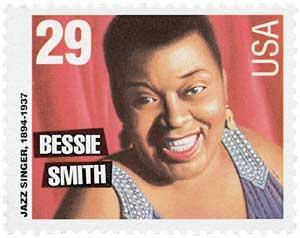 US #2854 Bessie Smith
