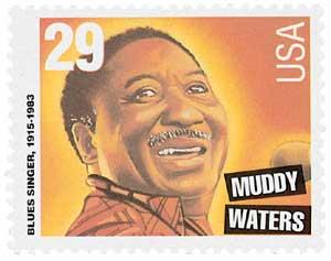 US #2855 Muddy Waters