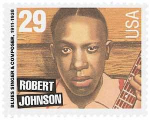 US #2857 Robert Johnson