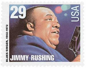 US #2858 Jimmy Rushing