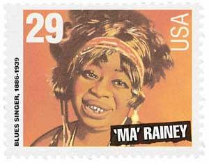US #2859 Ma Rainey