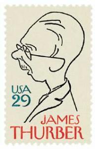 US #2862 James Thurber