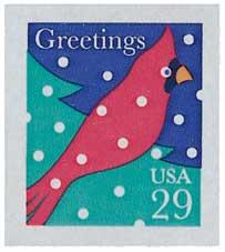 US #2874 1994 Cardinal