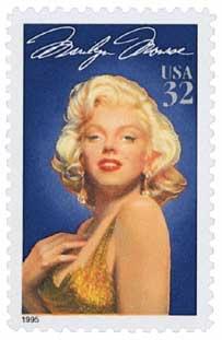 US #2967 Marilyn Monroe