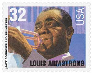 US #2982 Louis Armstrong