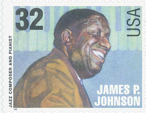 US #2985 James Johnson