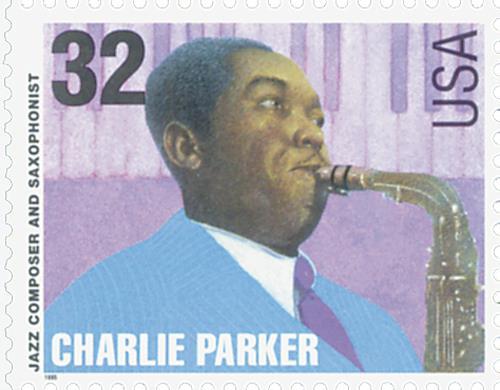 US #2987 Charlie Parker