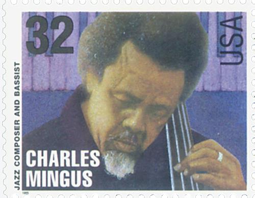 US #2989 Charles Mingus