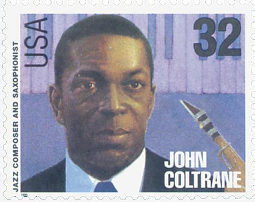 US #2991 John Coltrane