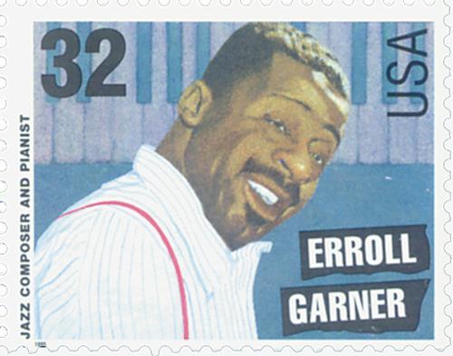 US #2992 Erroll Garner