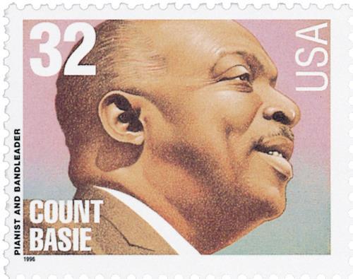 US #3096 Count Basie