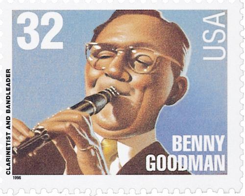 US #3099 Benny Goodman